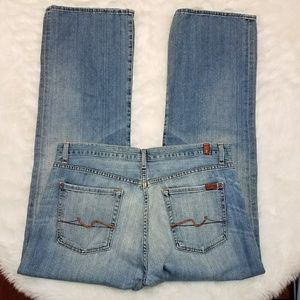 """7FAM """"Relaxed"""" Jeans"""